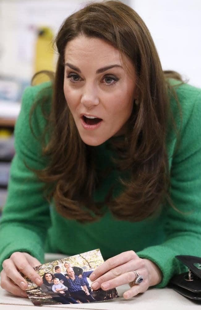 Kate Middleton [AFP]