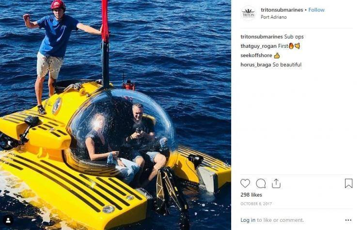 (Instagram Triton Submarines)