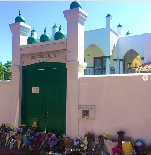 Perth Mosque [ig @abcperth]