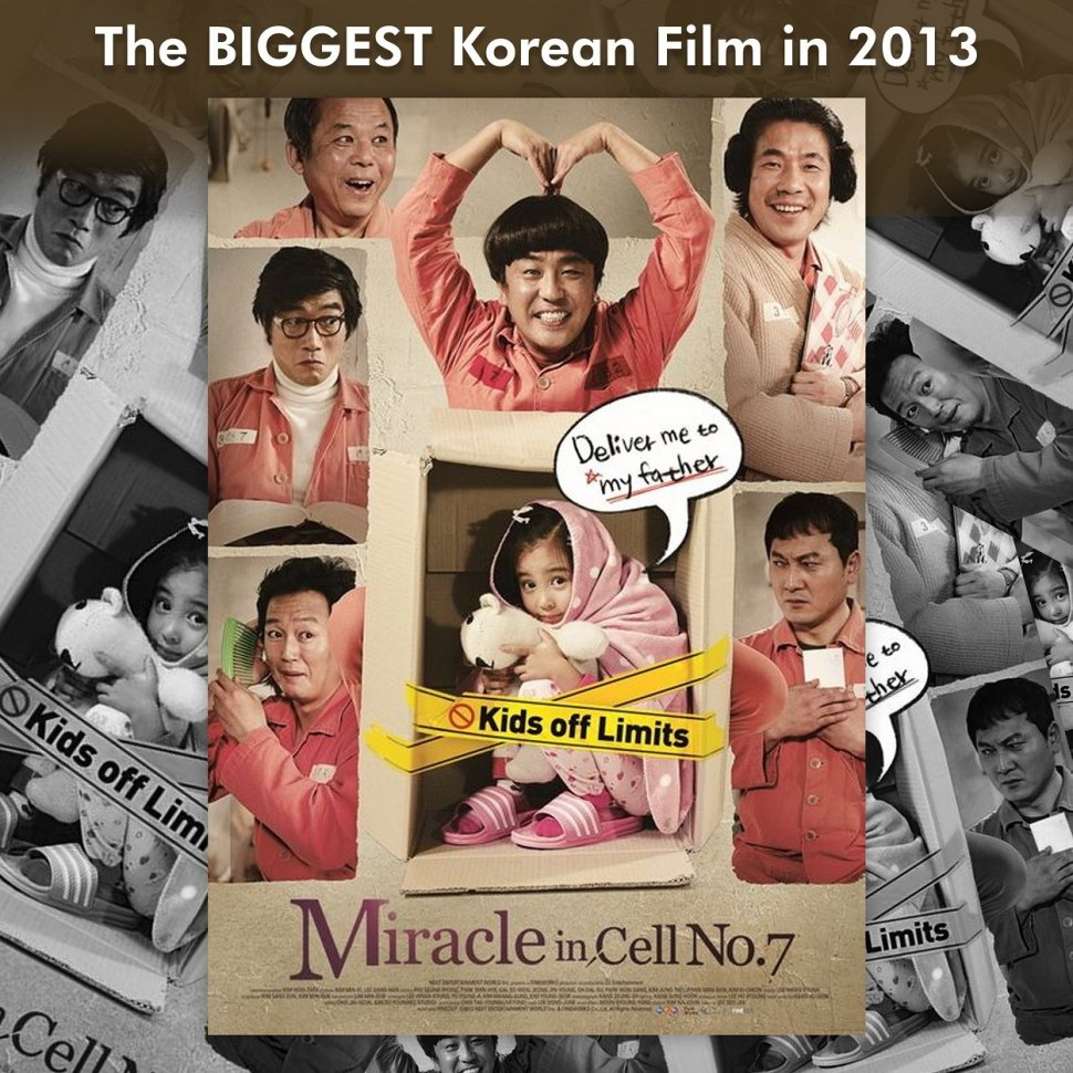 Poster film Miracle in Cell No.7