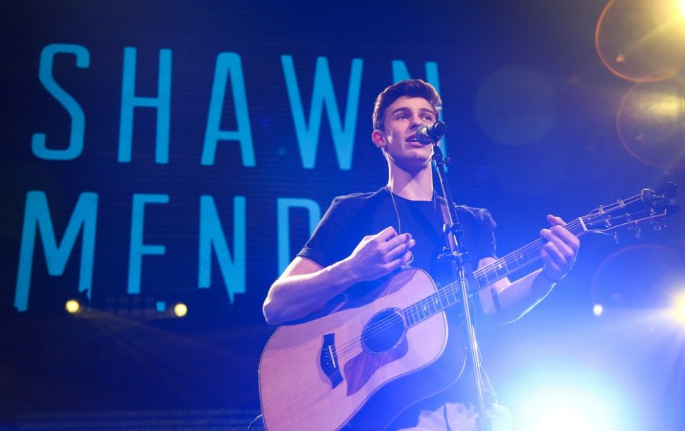 Shawn Mendes [Shutterstock]