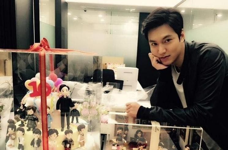 Lee Min Ho. (Instagram/@actorleeminho)