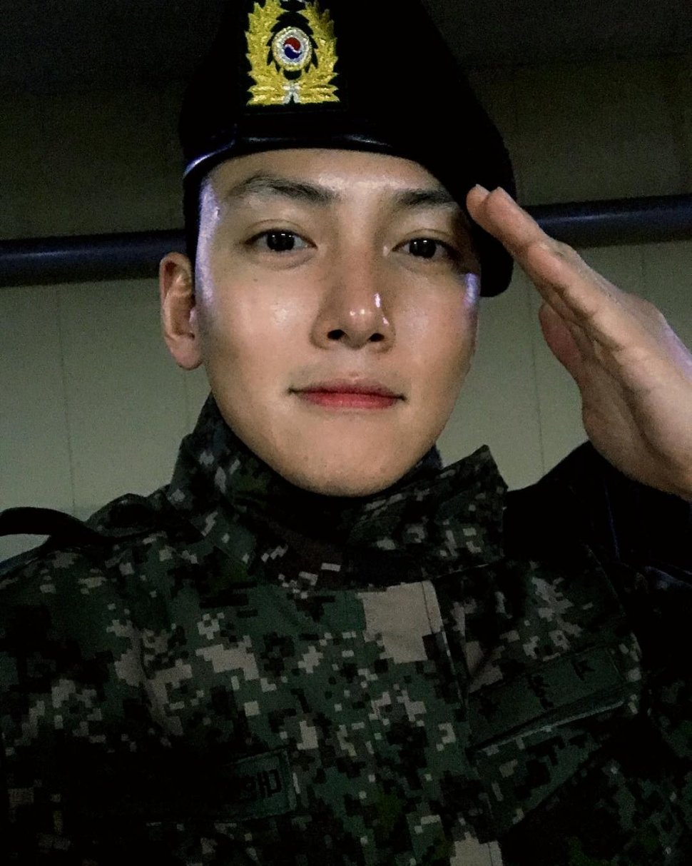 Ji Chang Wook. (Instagram/@jichangwook)