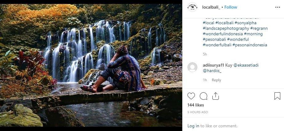 (Instagram Local Bali)