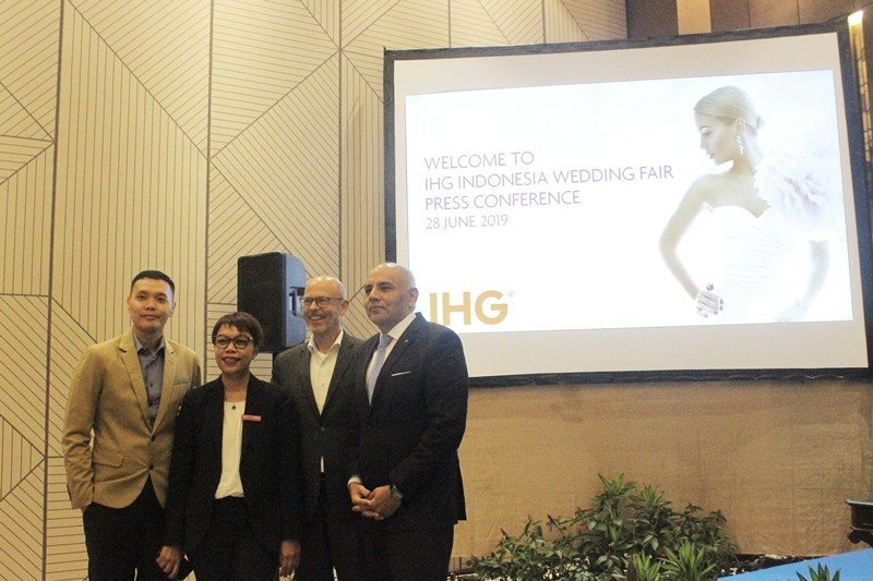 Pameran pernikahan IHG Hotels & Resort [press release]