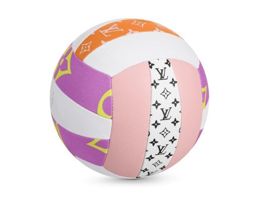 Giant Volleyball. (Louisvuitton)