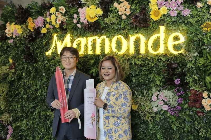Skin care Mamonde [press release]