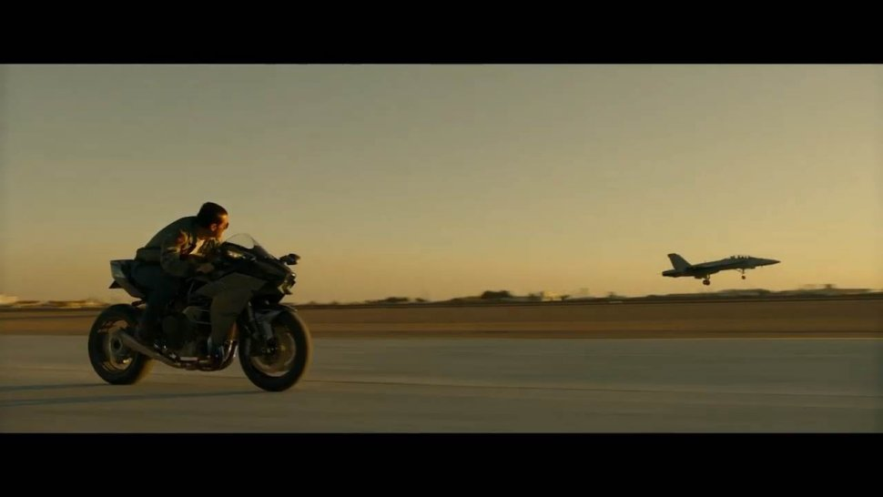 Trailer Film Top Gun: Maverick. (YouTube/Universal Picture Nederland)
