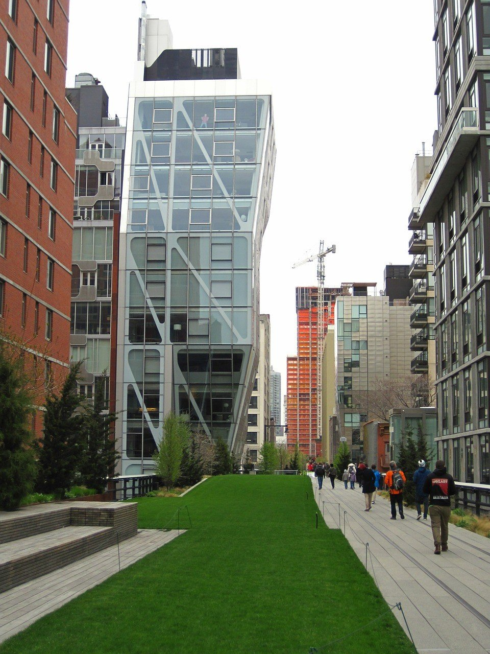 High Line, New York (Pixabay/TRuss)