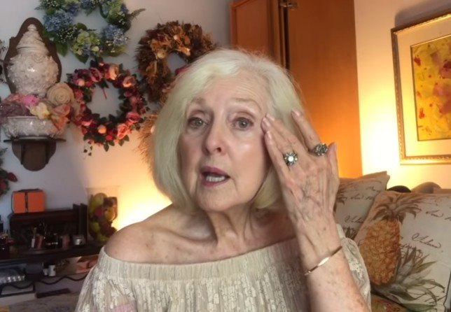 Sandra Hart. (YouTube/Life Over Sixty With Sandra)