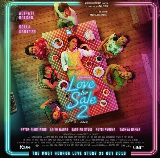Poster film Love For Sale 2 [Visinema]