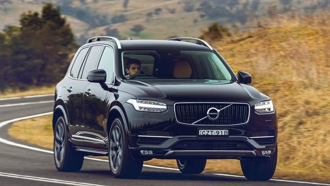 Volvo XC90. (SUV Authority)