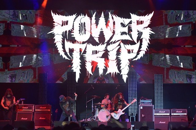 Power Trip di JogjaROCKarta Festival 2019. (Official Doc Rajawali Indonesia)