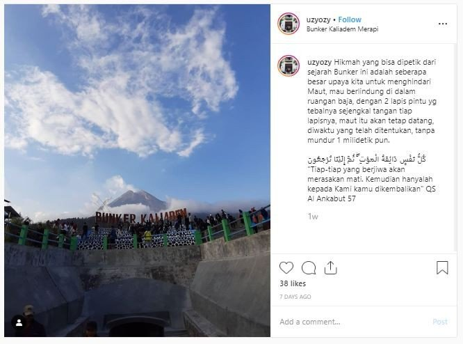Destinasi Dark Tourism di Indonesia (instagram.com/uzyozy)
