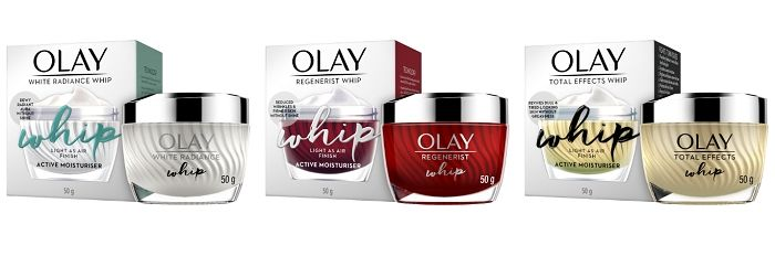 Presented by Olay