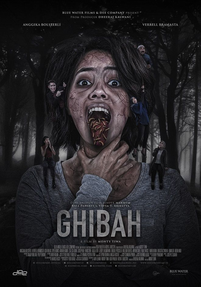 Poster film Ghibah [MD Pictures]
