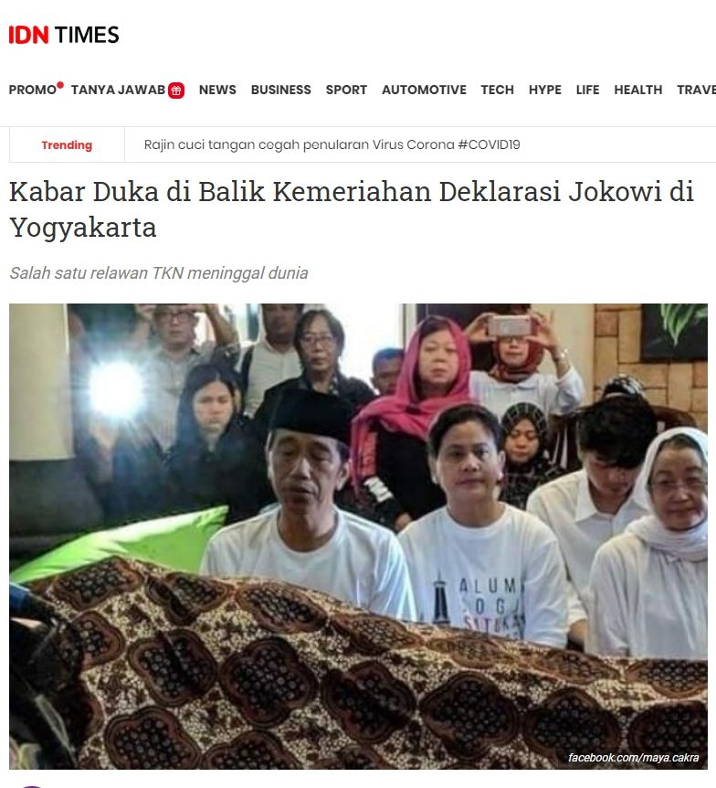 Berita IDNTimes (screenshoot)