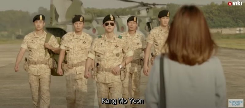 Descendants of The Sun [Youtube]