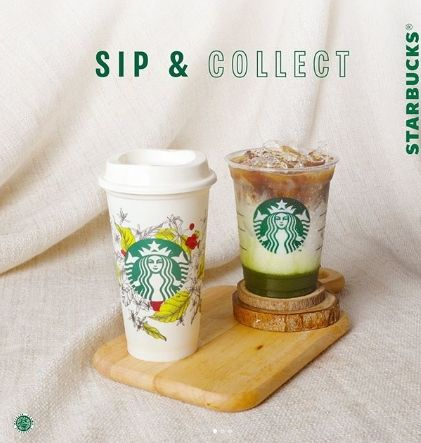 Promo September di Starbucks. (Instagram/@starbucksindonesia)