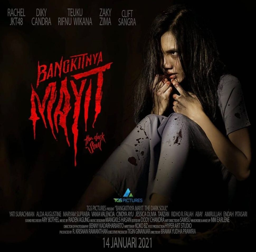 Poster film Bankitnya Mayit:The Dark Soul [Instagram]