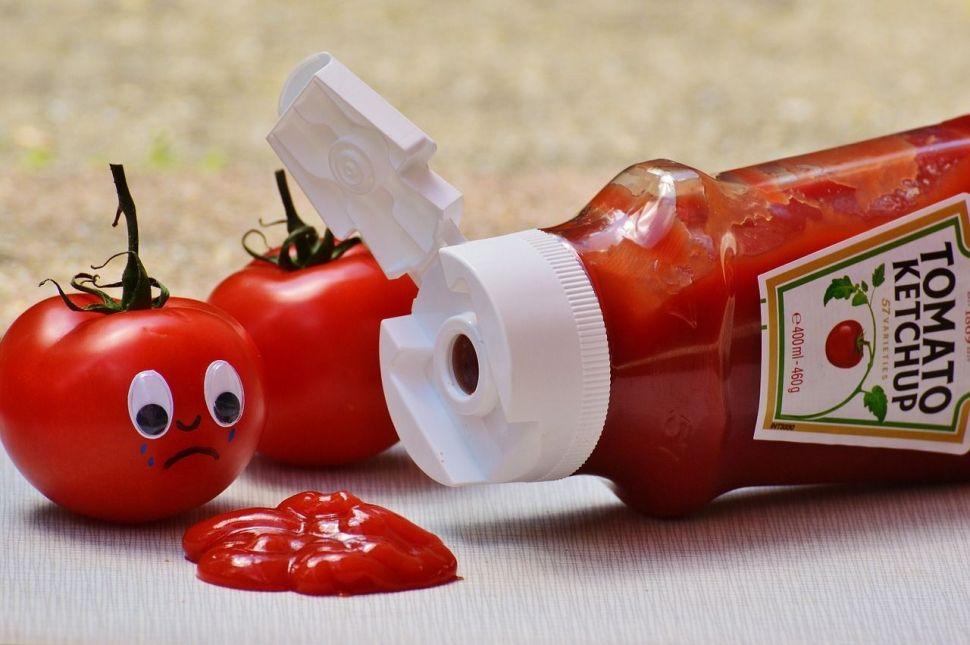 Saus tomat yang dilarang di Prancis. (Pixabay.com)