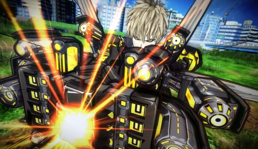 Game One Punch Man A Hero Nobody Knows. (Steam)