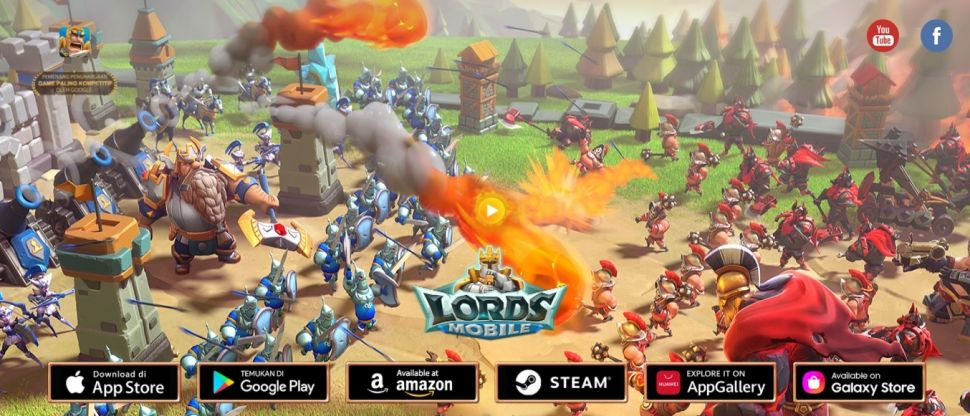 Lords Mobile. [IGG]